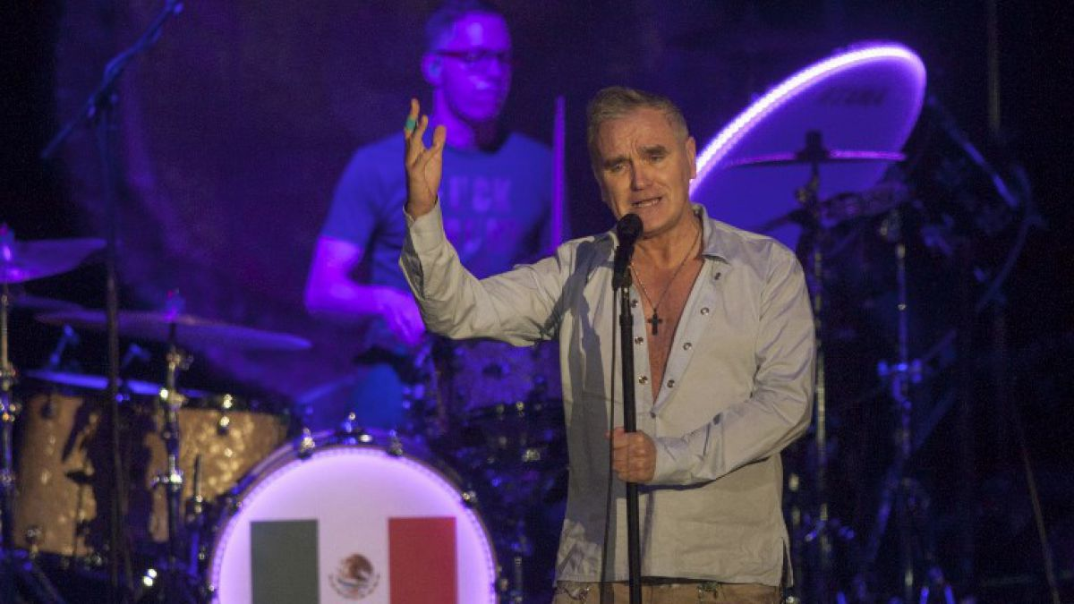 Morrissey salió a defender a los acusados de abuso sexual — Dolor