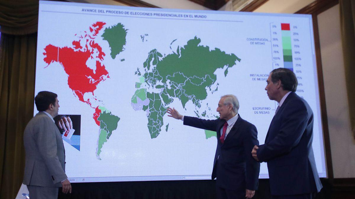 Nueva Zelanda marca inicio de elecciones en Chile