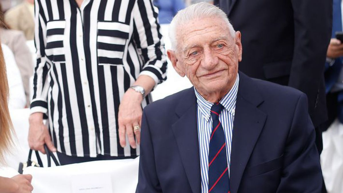 A los 92 años falleció ex comandante en jefe de la Fuerza Aérea Fernando Matthei
