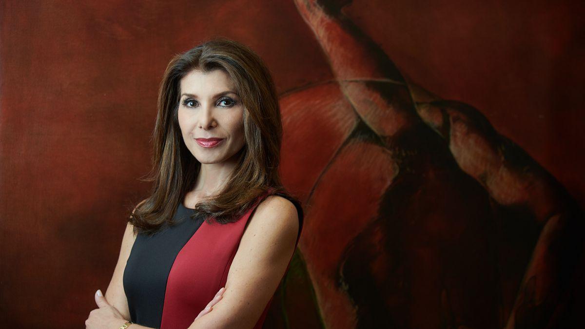 La periodista colombiana Patricia Janiot deja CNN y se va a Univision