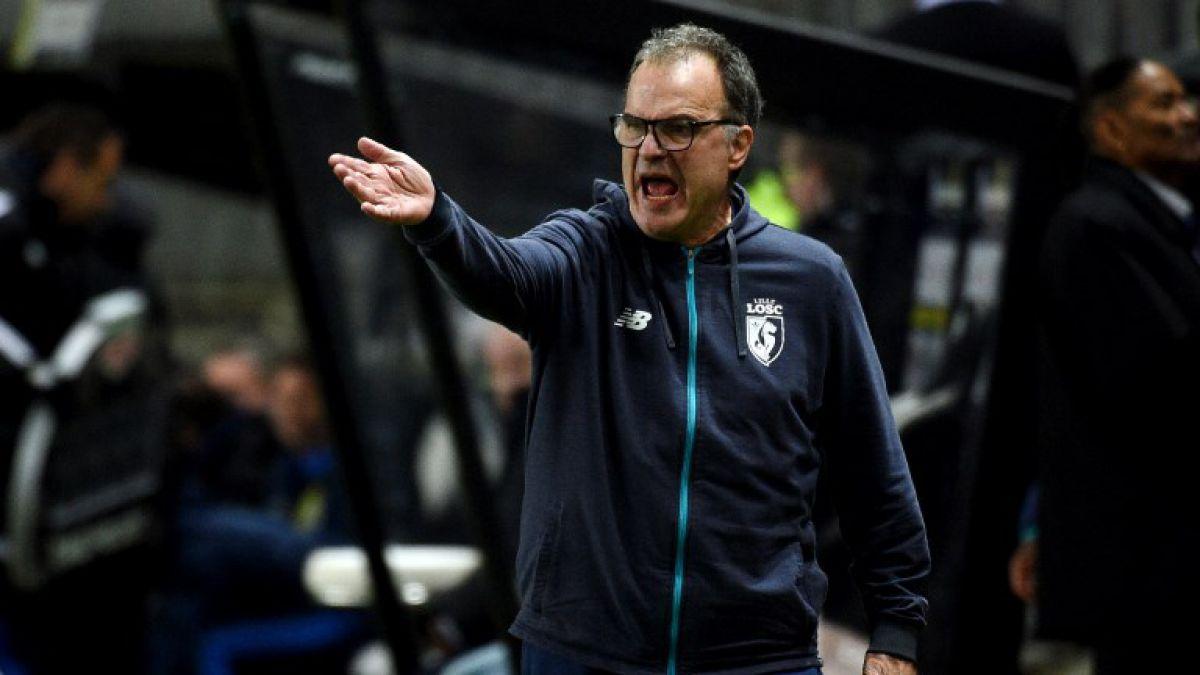 Lille suspende de sus funciones a Marcelo Bielsa