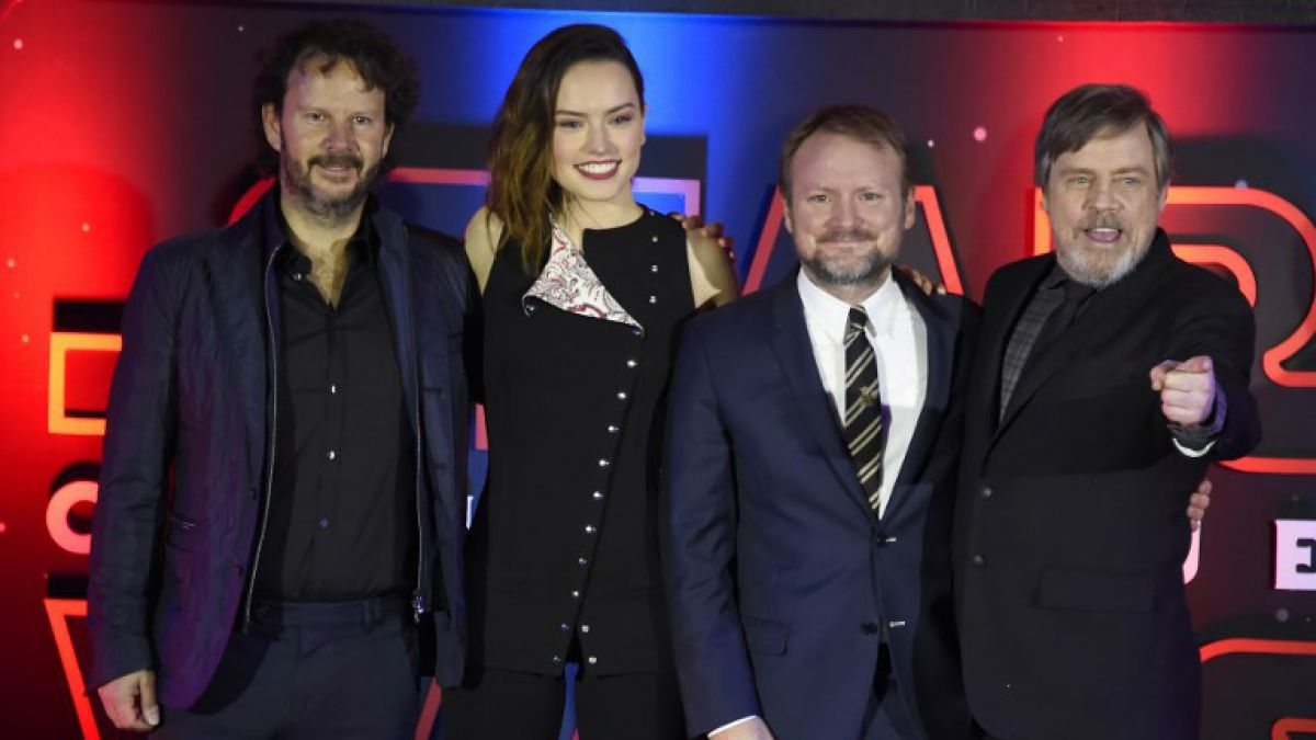 Actores y actrices de Star Wars están de visita en México