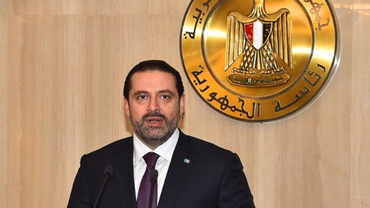 Hariri regresa a El Líbano tres semanas después de dimitir