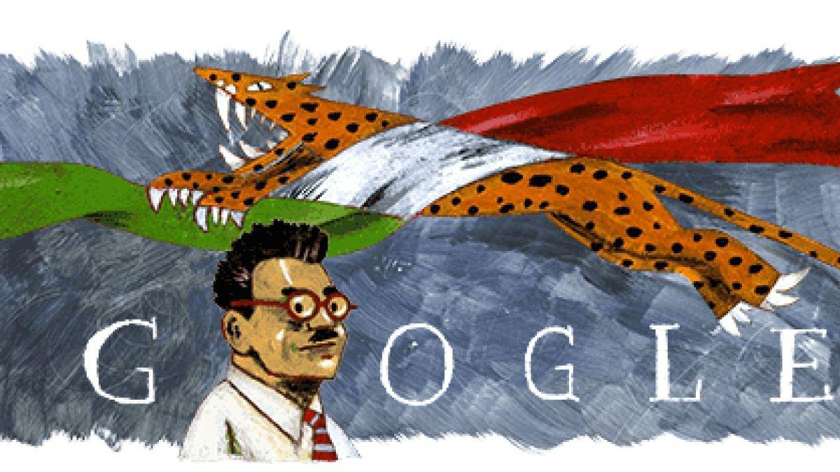 Dedican doodle al muralista mexicano José Clemente Orozco