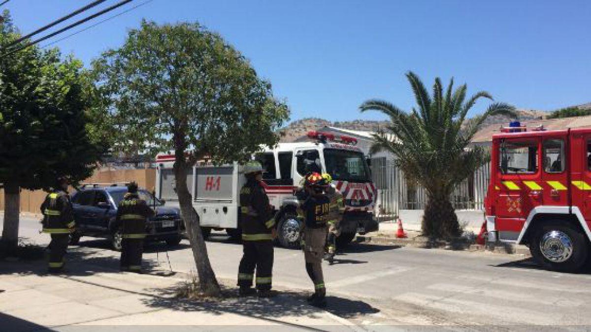 Evacúan jardín infantil de La Calera por emergencia química