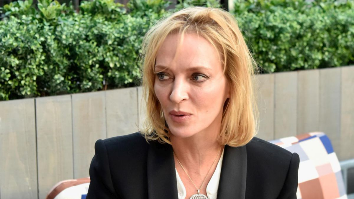 Uma Thurman destruyó a Harvey Weinstein