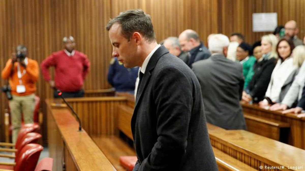 Justicia sudafricana aumentó la condena de Oscar Pistorius