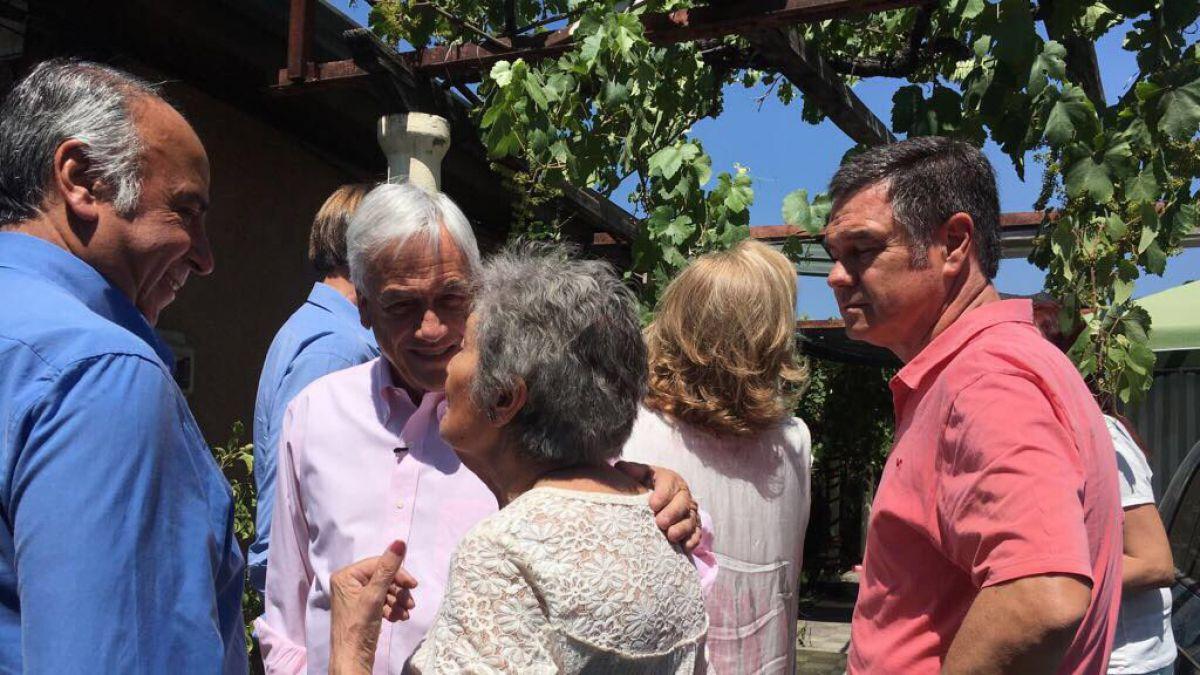 S. Piñera acoge exigencias de Ossandón y dice que extenderá gratuidad educacional