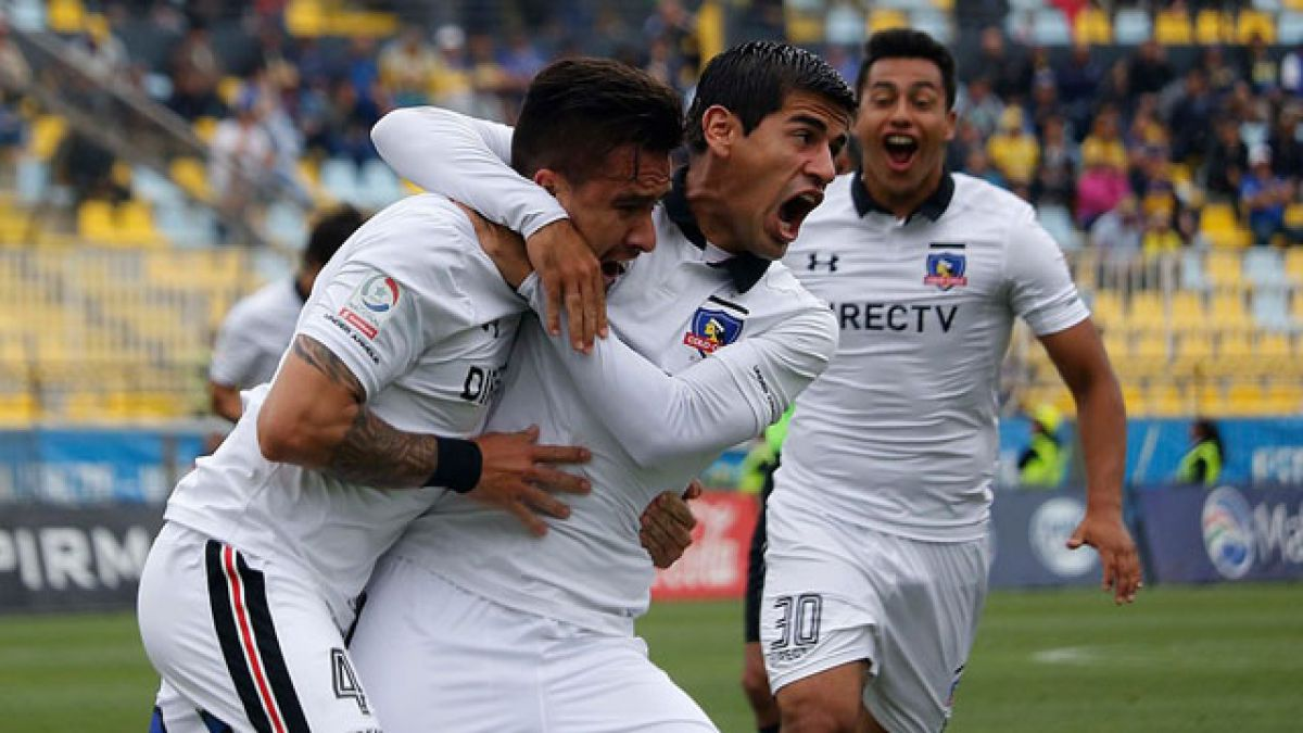 Colo Colo vence a Everton en el Sausalito y se arranca en la cima del Transición