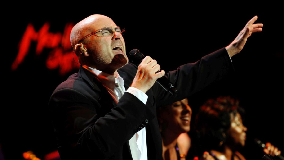Phil Collins confirma gira por Latinoamérica