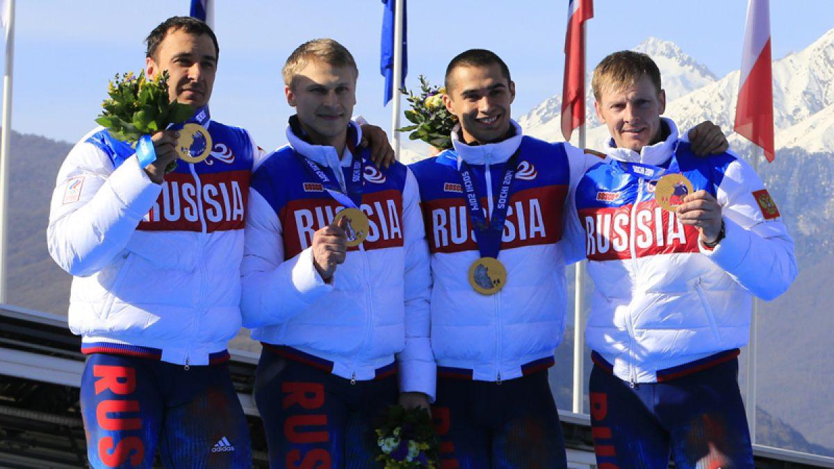 Más sanciones a rusos por doapaje