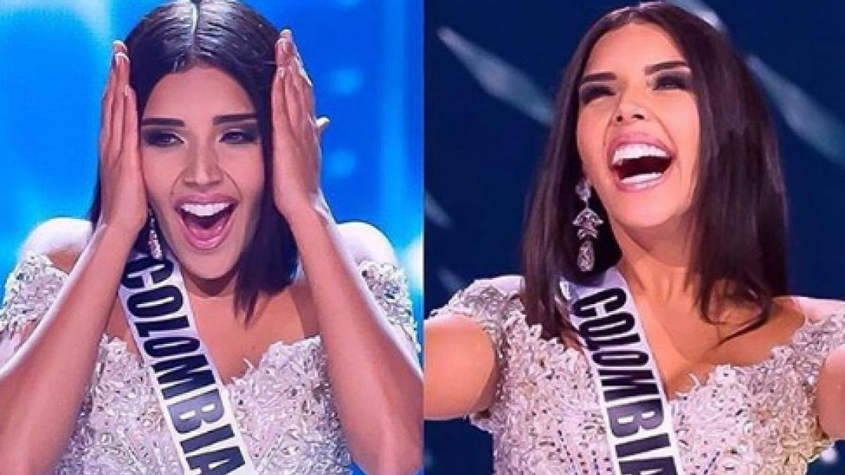 Miss Universo Argentina 2017: Stefanía Incandela