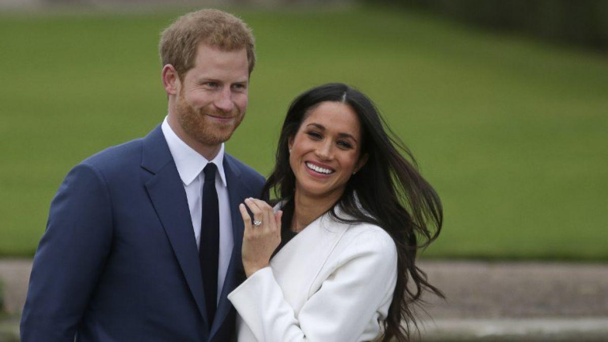Matrimonio Principe Harry : Matrimonio del príncipe harry con megan markle será en