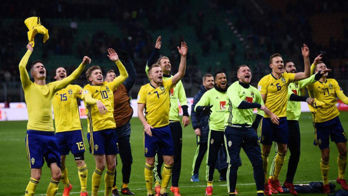 En Suecia confirman fecha del amistoso contra en Chile en 2018