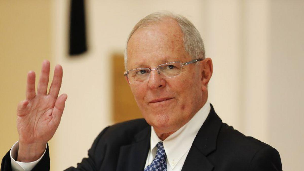 Palacio niega que PPK haya asesorado a consorcio integrado por Odebrecht