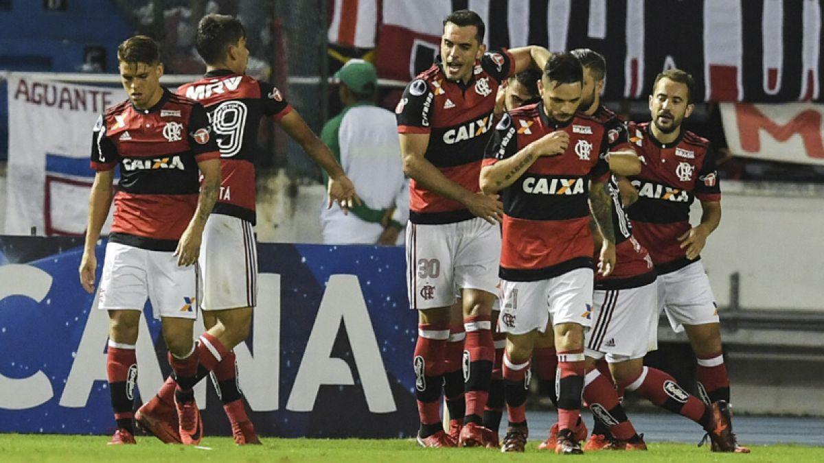 Flamengo elimina a Junior y disputará final de Sudamericana contra Independiente