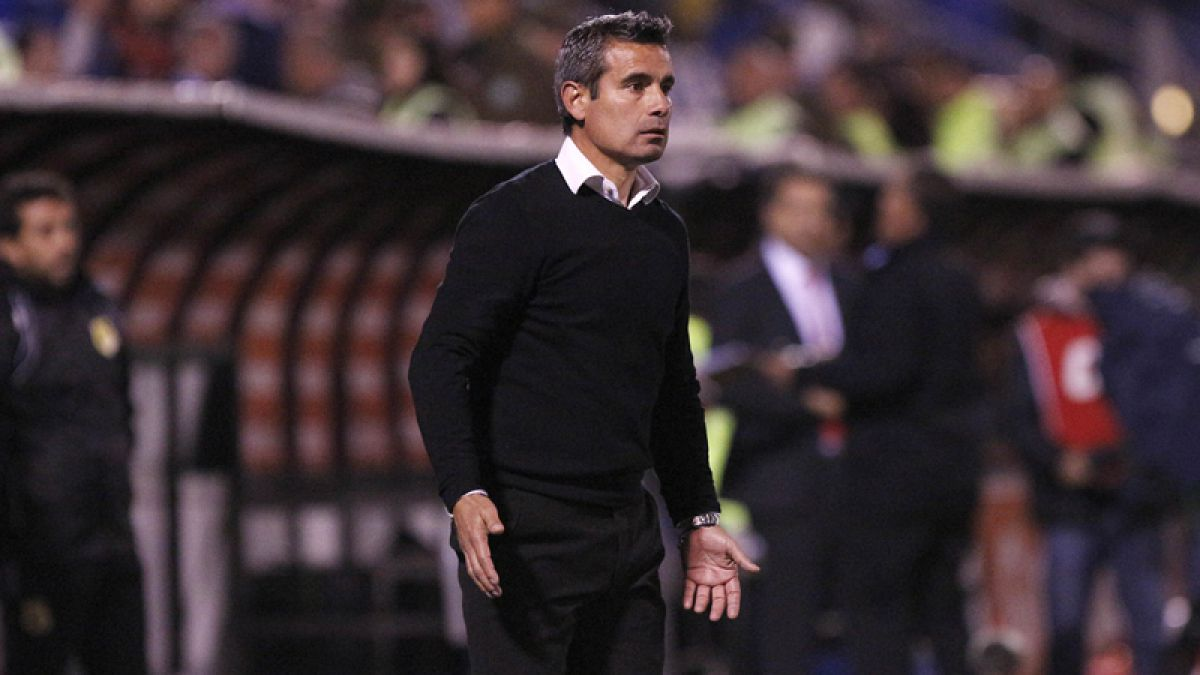 """Miguel Ramírez y opción en la UC: """"Conmigo nadie ha hablado, salvo equipos de afuera"""""""