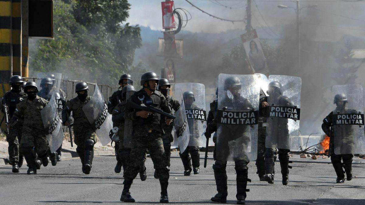Decreta Honduras toque de queda por diez días para evitar protestas violentas