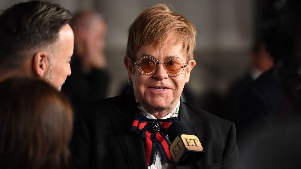La triste pérdida que enluta a Elton John