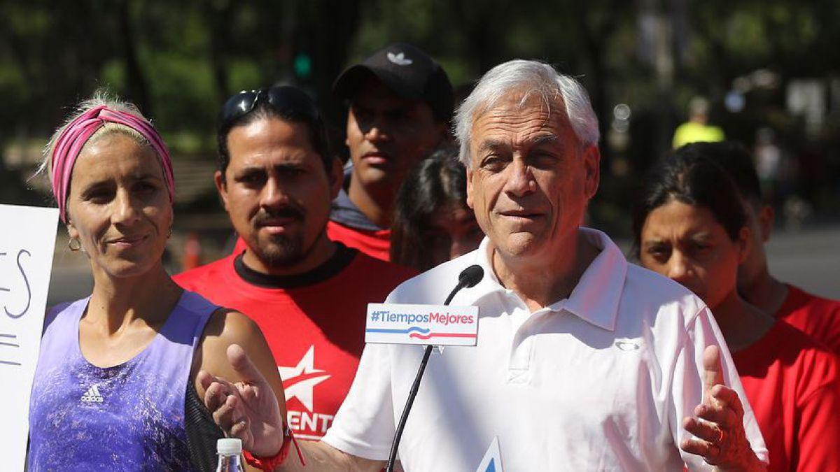 Piñera habló de fraude electoral en Chile