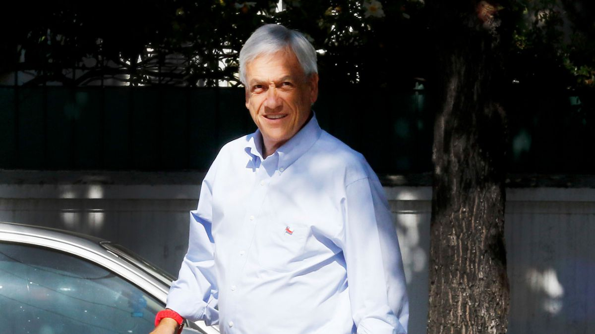 Piñera evitó responder si denunciará casos de