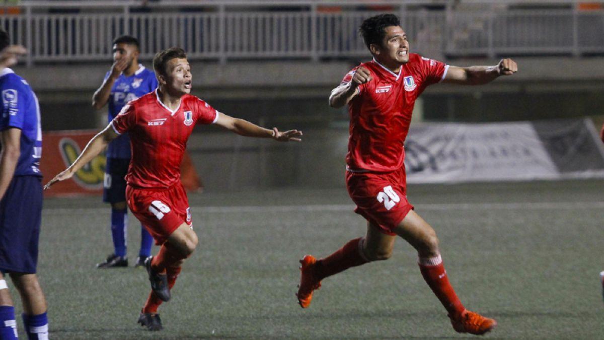 Unión La Calera remonta llave ante San Marcos y jugará por el ascenso a Primera División