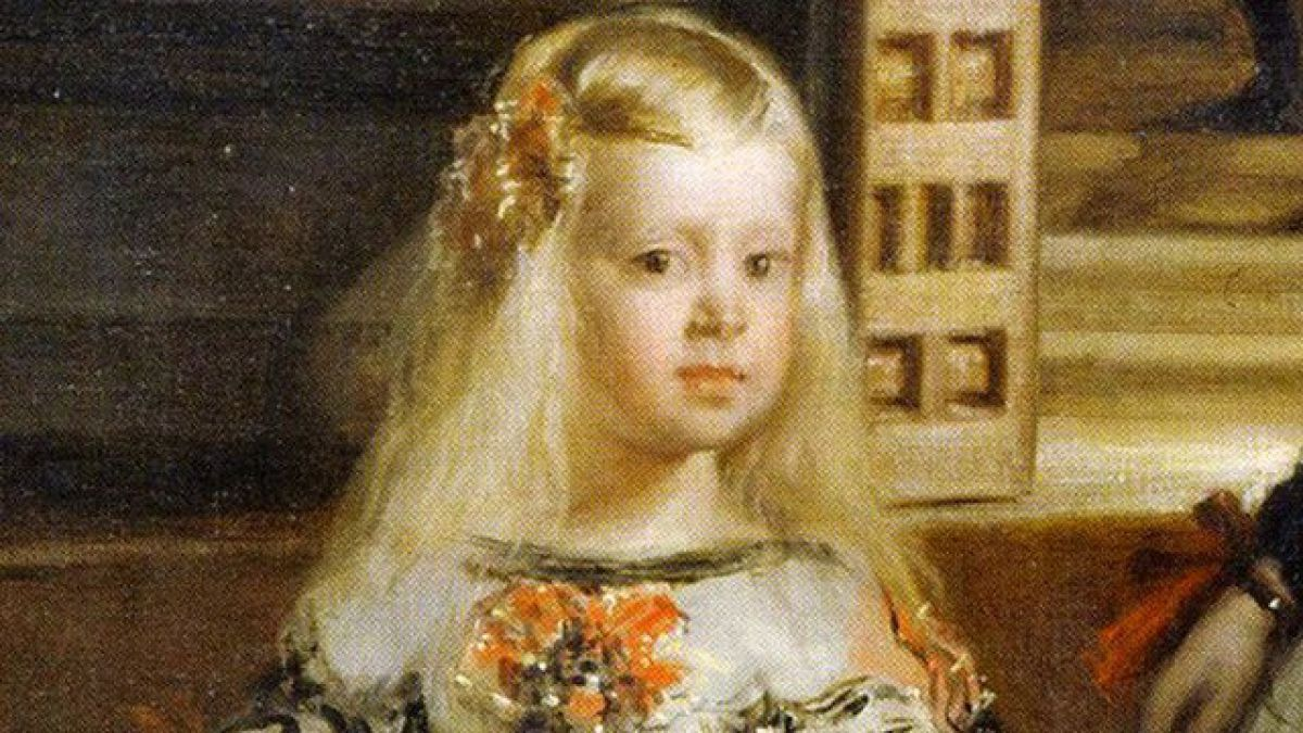 La trágica historia de Margarita, la princesa de Las Meninas ...