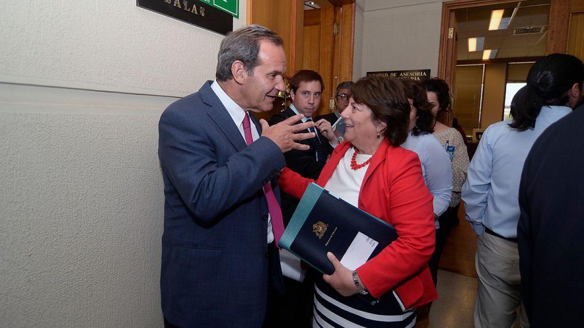 Hoy comienza a votarse el proyecto de reforma a la educación superior