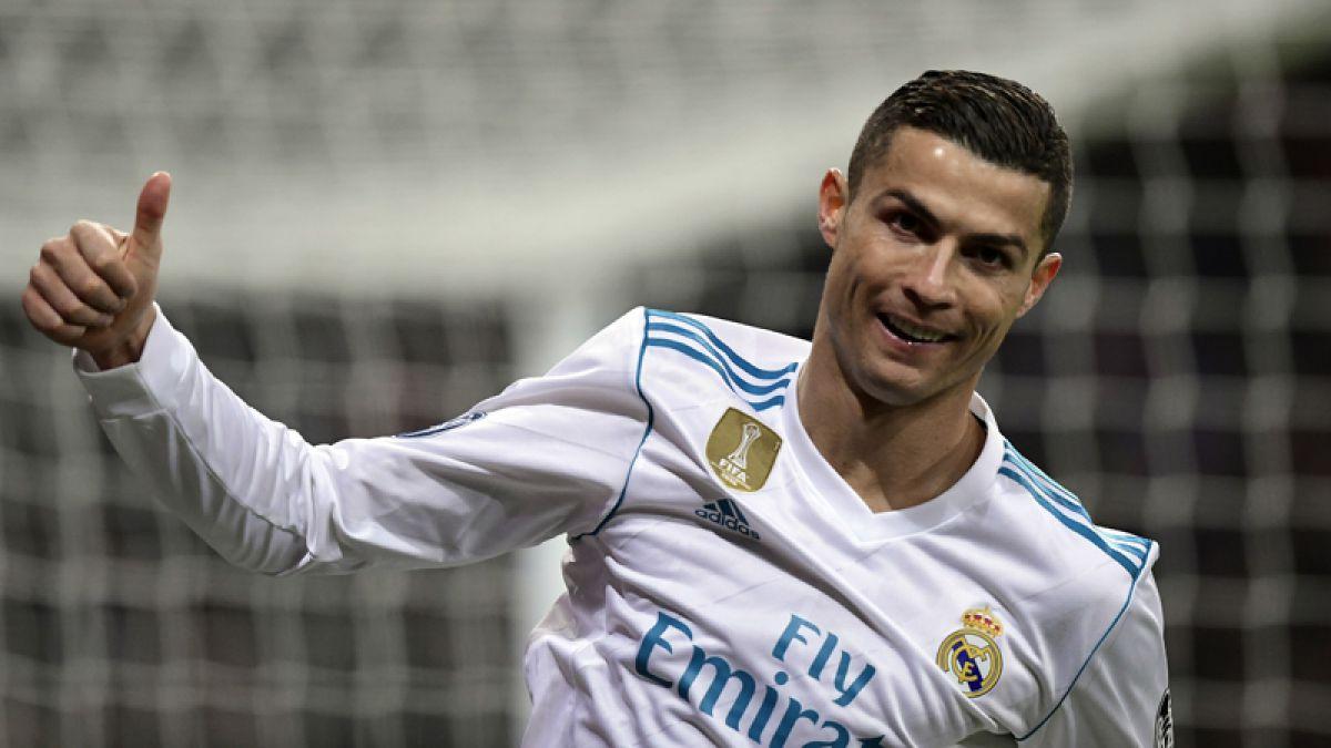 Cristiano Ronaldo termina la fase de grupo siendo el goleador de la Champions League
