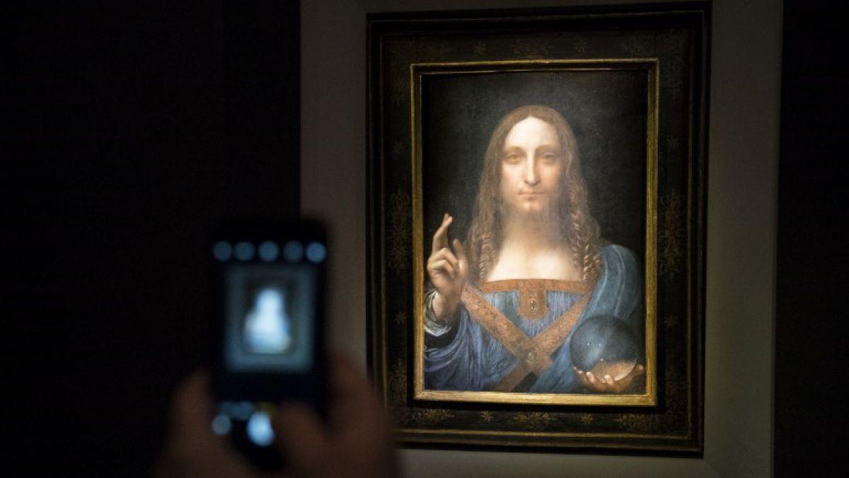 Príncipe saudí es dueño del Salvator Mundi de Da Vinci