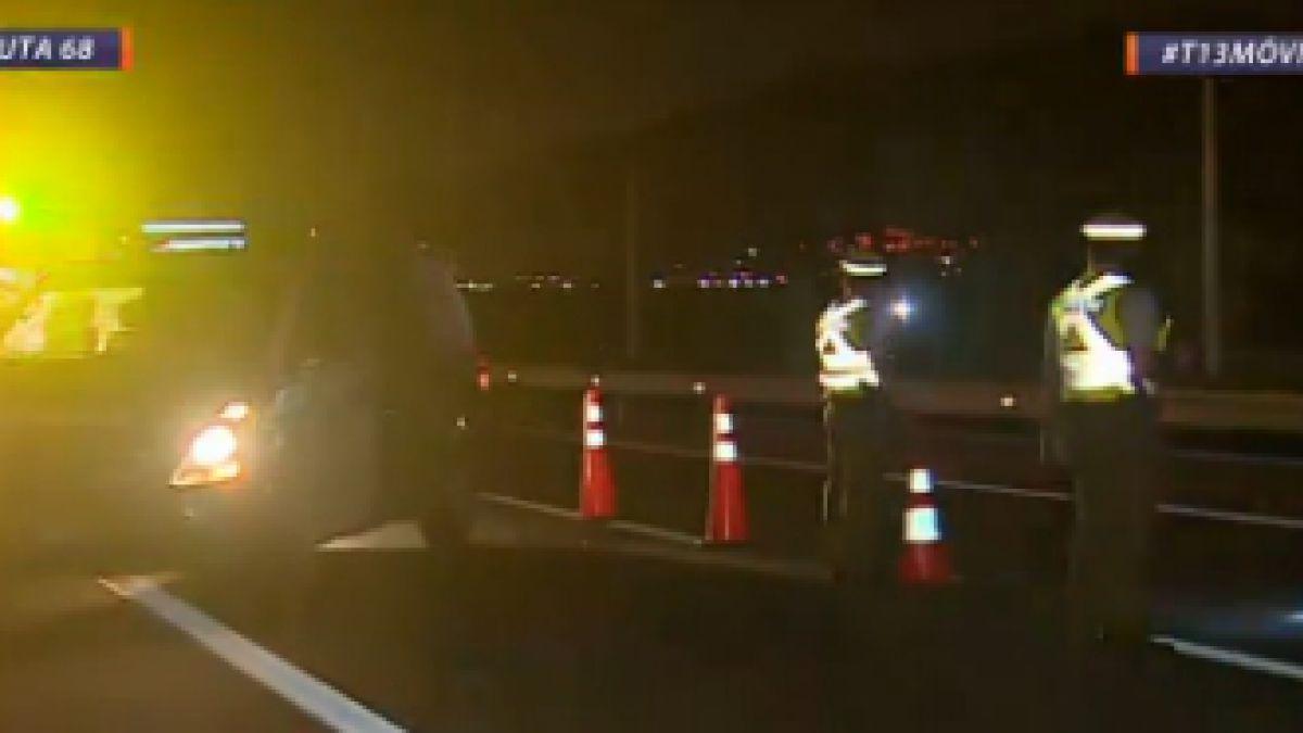 Dos atropellados por peregrinación y 4 fallecidos en otros accidentes — Balance