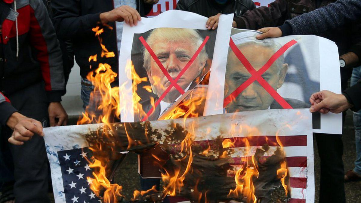 3 posibles consecuencias de la decisión de Trump de reconocer a Jerusalén como la capital de Israel