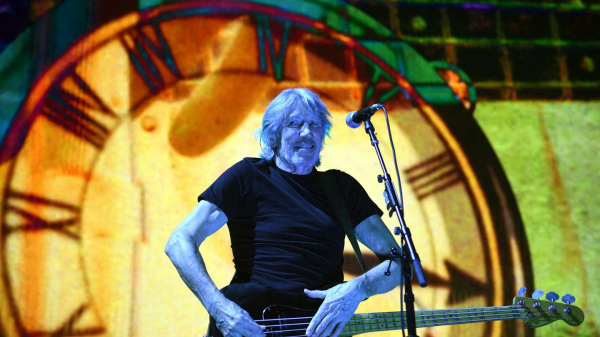 "Roger Waters vuelve a Chile con su tour ""Us + them"""