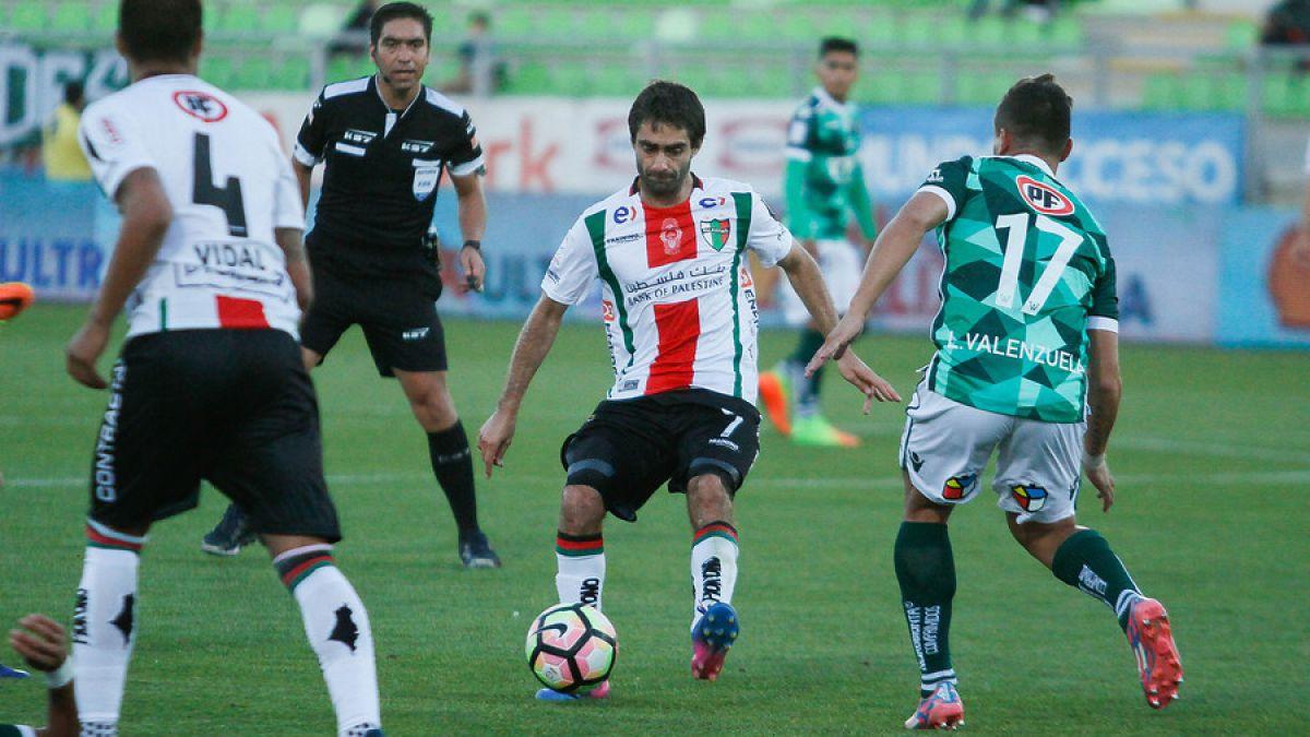 Palestino mantuvo la localía para enfrentar a Wanderers