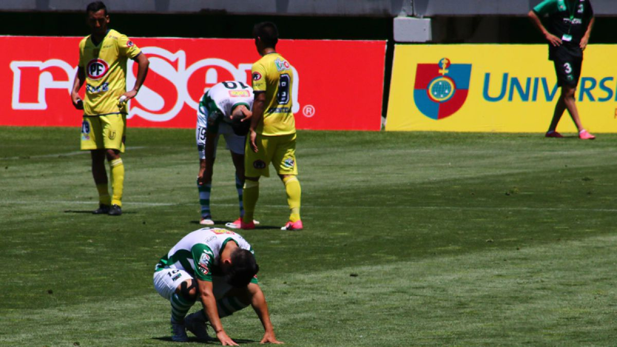 Deportes Temuco clasifica a la Copa Sudamericana 2018 y desata la fiesta