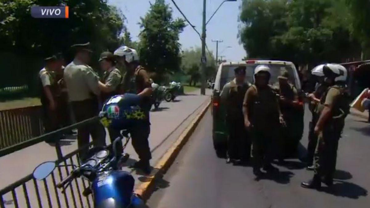 Dos guardias de camión de valores heridos en asalto frustrado en Independencia
