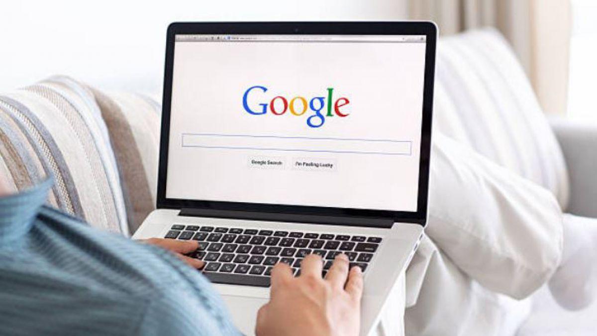 Elimina información almacenada del buscador de Google