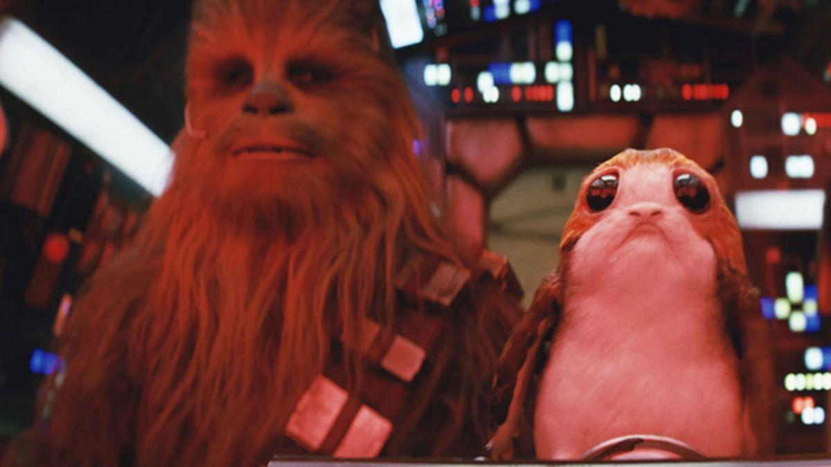 El guapo actor detrás del nuevo Chewbacca