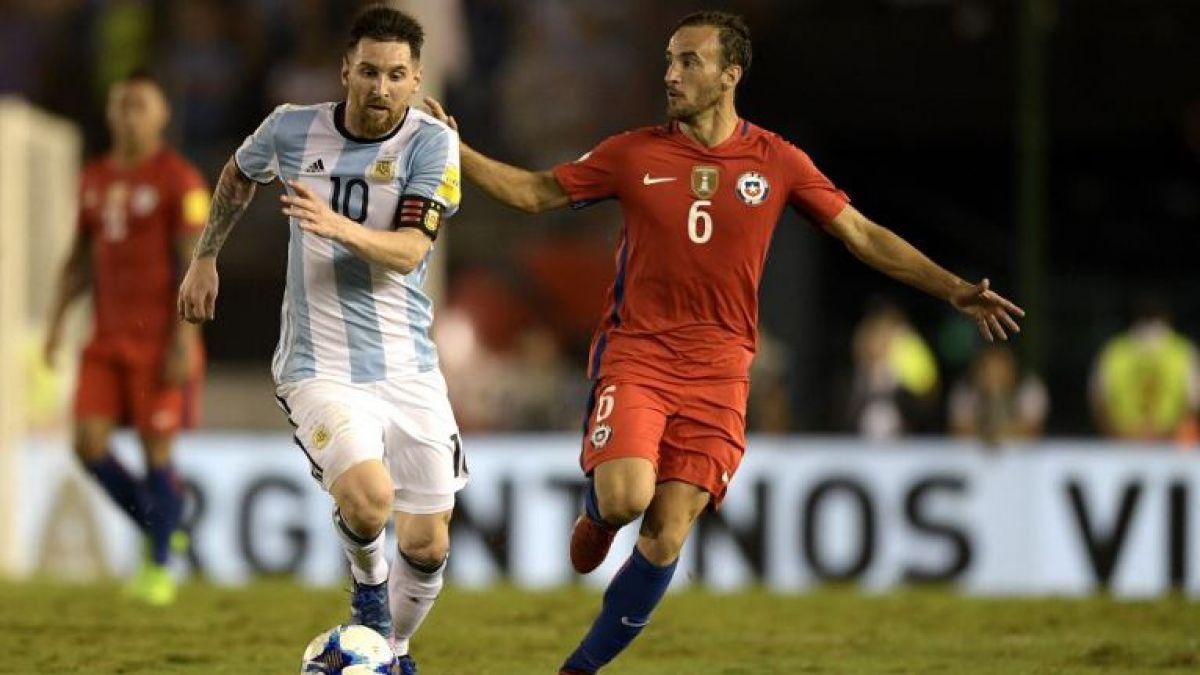 Me sorprendió que Chile quedara fuera del Mundial — Lionel Messi