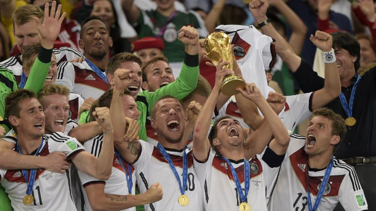 ¿Cuánto dinero recibirán los jugadores alemanes si ganan el Mundial?