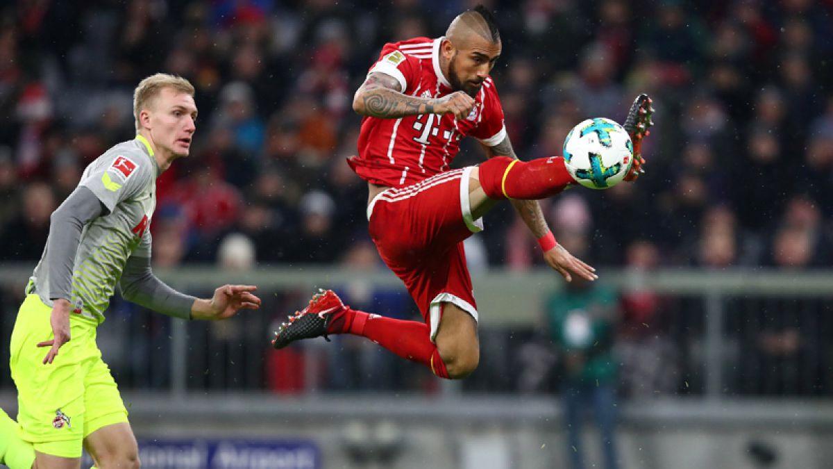 Bayern Munich gana y sigue firme en la cima de la Bundesliga