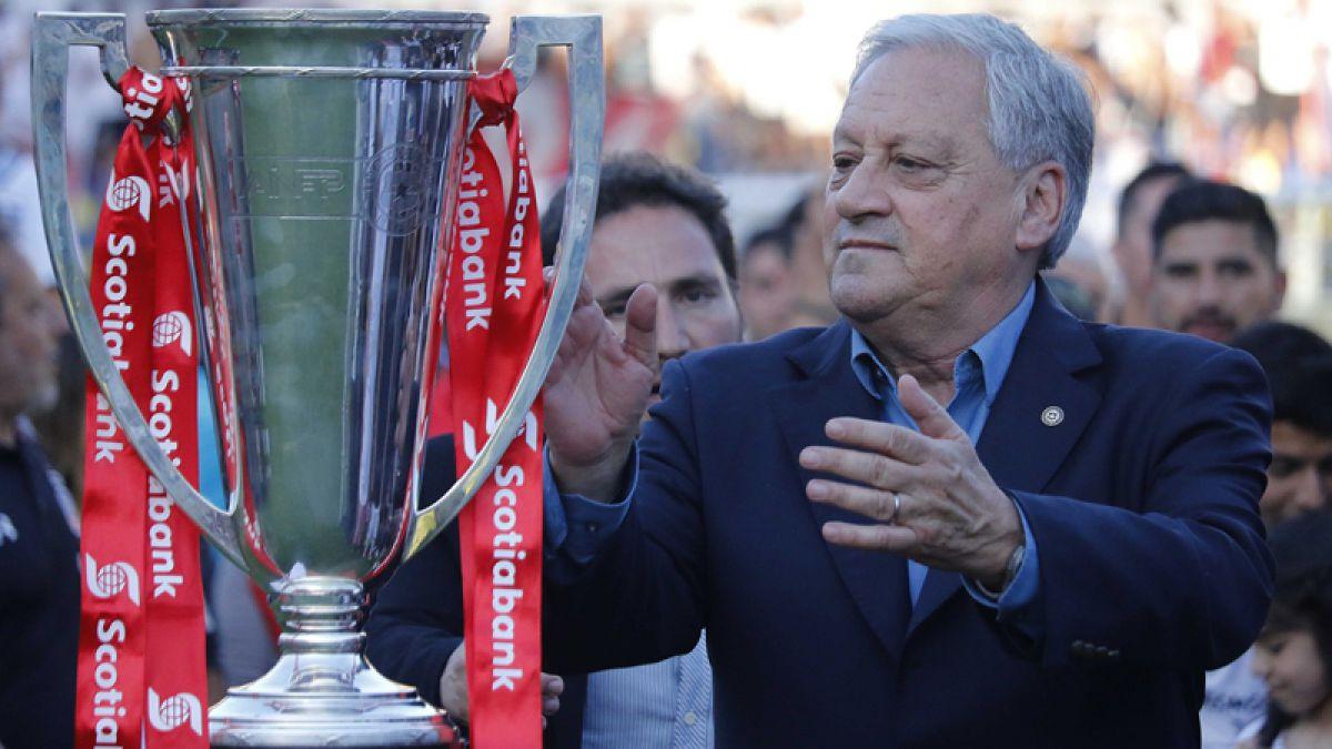 """A la """"europea"""": ANFP ratifica torneo largo para el 2018 con varias novedades"""