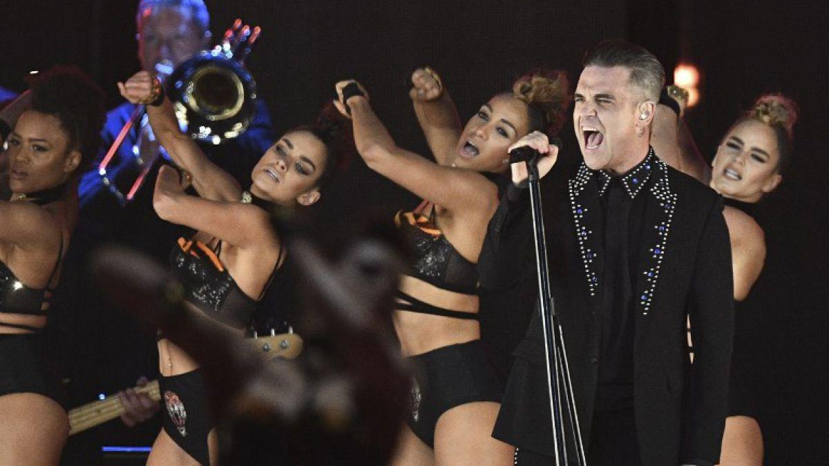 Robbie Williams alarmó a sus fans al contar la enfermedad que padece