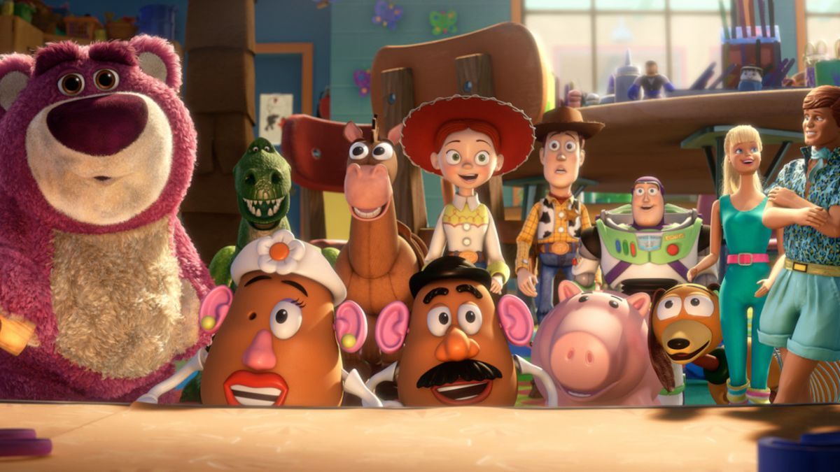 Scarecrow Toy Story 3 Game : Morían todos los juguetes en toy story tele