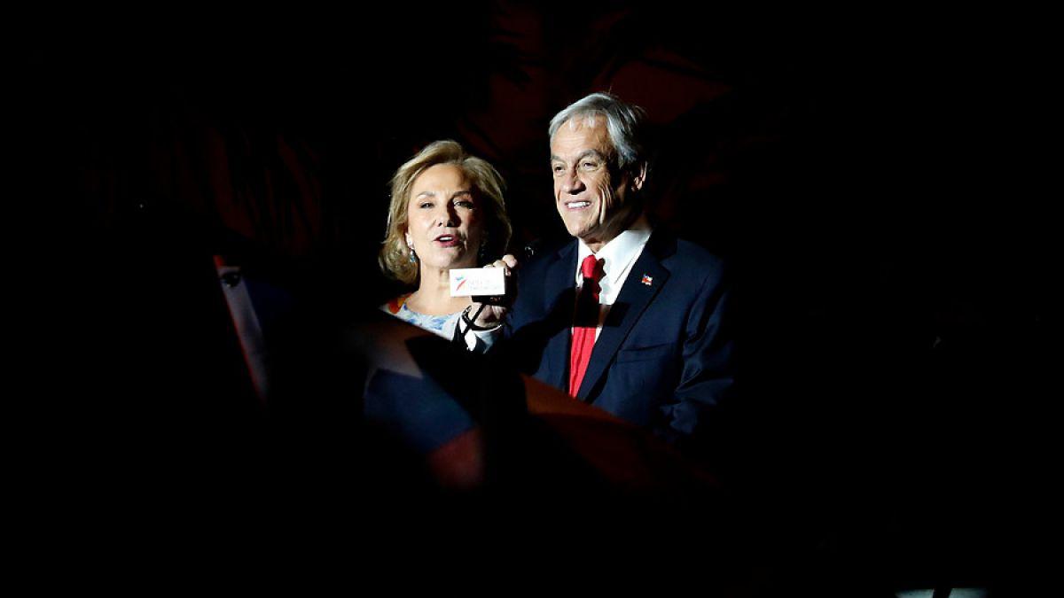 Piñera se convierte en el tercer presidente electo con más votos en la historia