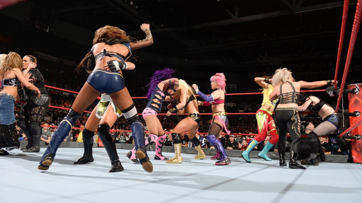 WWE: Por primera vez en la historia habrá Royal Rumble de mujeres