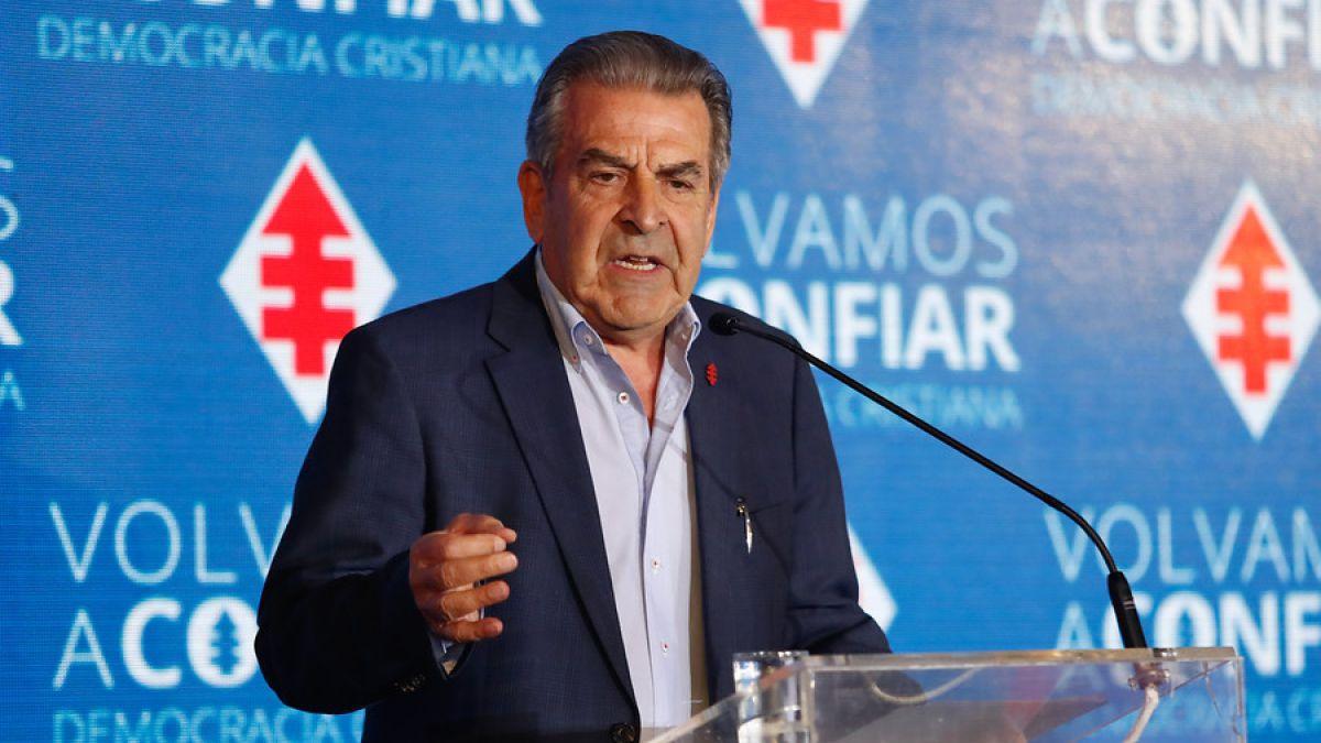 Ex presidente Eduardo Frei es sometido a nueva operación