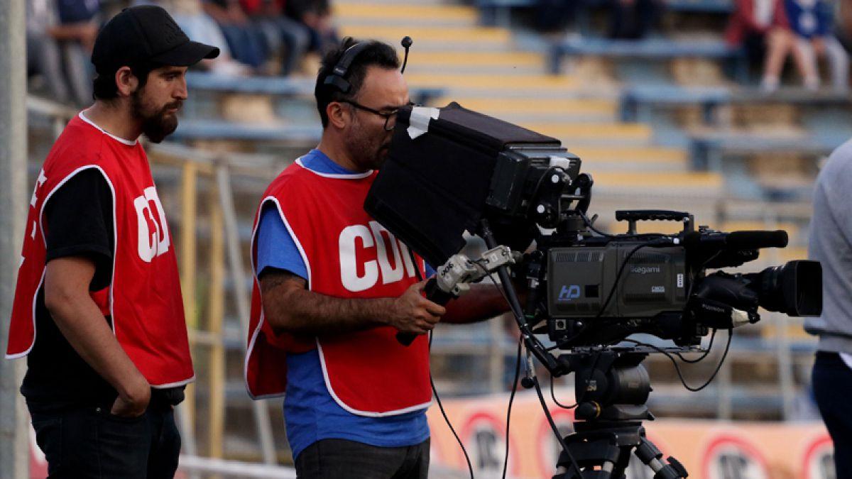 ANFP ratifica estadounidense Turner para transmitir partidos fútbol chileno