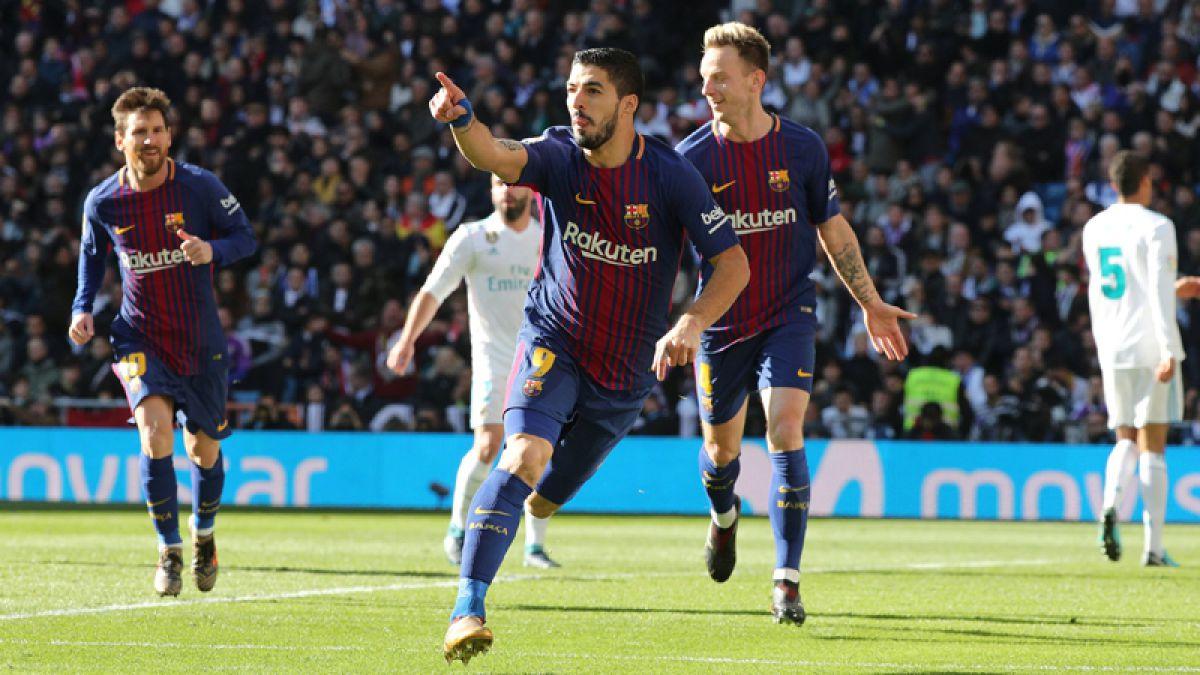 Resultado del partido Real Madrid vs. Barcelona, Clásico Liga española