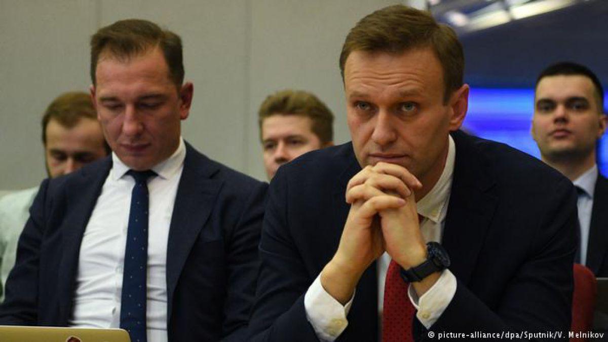 Quién en Alexei Navalny, el principal opositor de Vladimir Putin